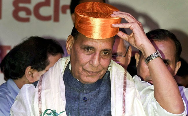 75% Of Jammu And Kashmir Backed Article 370 Move, Says Rajnath Singh