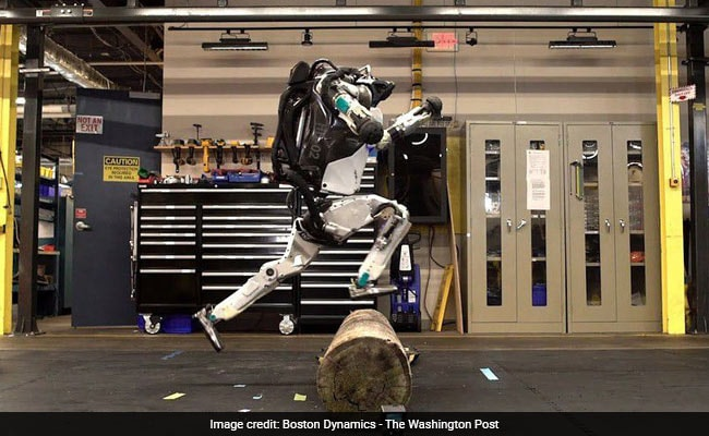 3 Years Ago It Could Not Walk. Now Humanoid Robot Atlas Does Gymnastics.