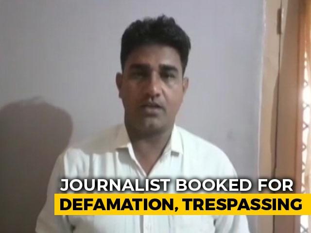 Video : Haryana Journalist Charged For Report On Irregularities At Grain Storage