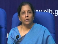 Video: Rs. 10,000 Crore Funding To Boost Affordable Housing: Nirmala Sitharaman