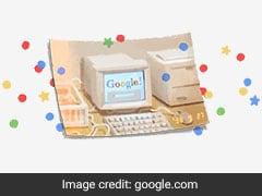 Happy Birthday Google: 21வது வெற்றிகரமான பிறந்தநாளை கொண்டாடும் கூகுள்!