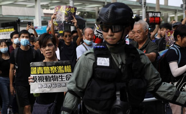 Since Handover To China, A Hong Kong Radio Host Faces First Sedition Trial