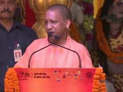 Every Jharkhand Home Should Contribute Rs 11, Brick For Ram Temple: Yogi Adityanath
