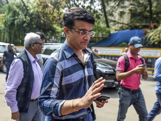 Heres How Sourav Ganguly Became Front-Runner For BCCI Presidents Post After Sundays Late-Night Drama