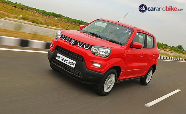 Maruti Suzuki's total domestic sales grew by 2.5%, at 141,550 units, compared to October 2018