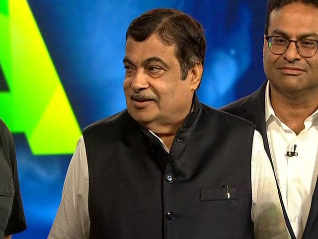 "Video : ""Should Be Kept Away From Politics"": Nitin Gadkari On Cleanliness Mission"