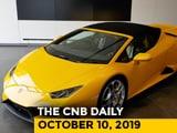 Video: Lamborghini Huracan Evo Spyder, Jawa Anniversary Edition, Audi A6