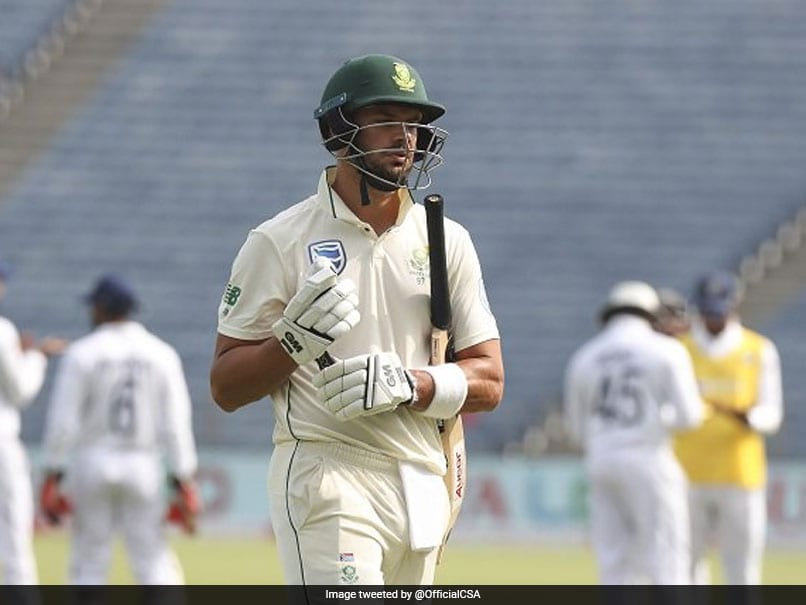 India vs South Africa: Aiden Markram Injures Wrist In Frustration, Ruled Out Of Third Test vs India