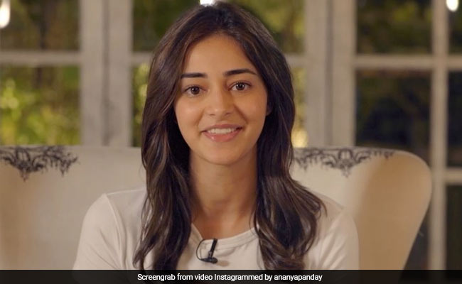 Ananya Panday's 'Swachh Social Media' Campaign Gets Lots Of Love From The Internet