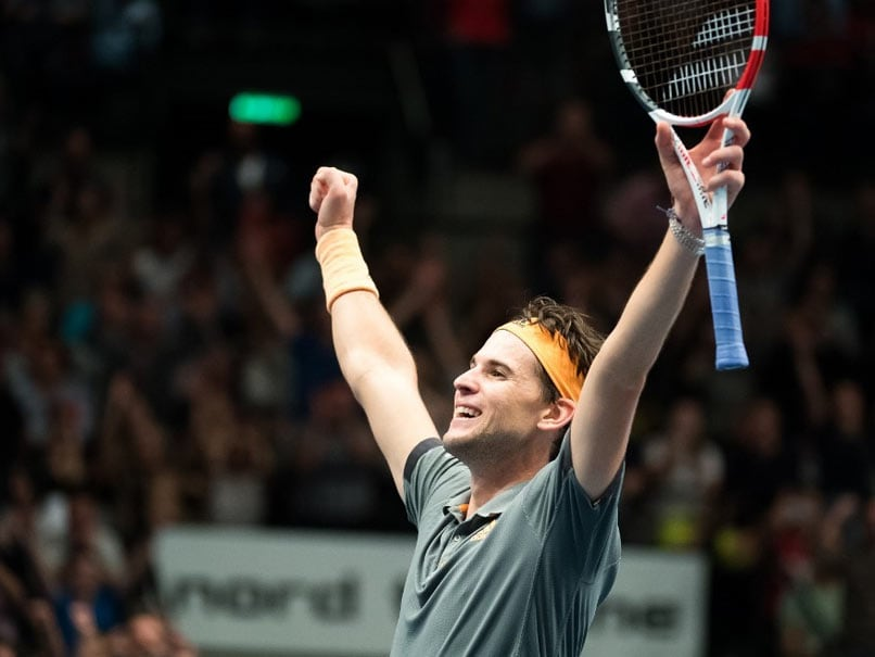 Dominic Thiem Dispatches Matteo Berrettini To Reach Vienna Final