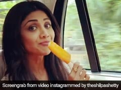 Watch: Shilpa Shetty's Latest Sunday Binge Would Take You On A Nostalgic Trip To Your Childhood