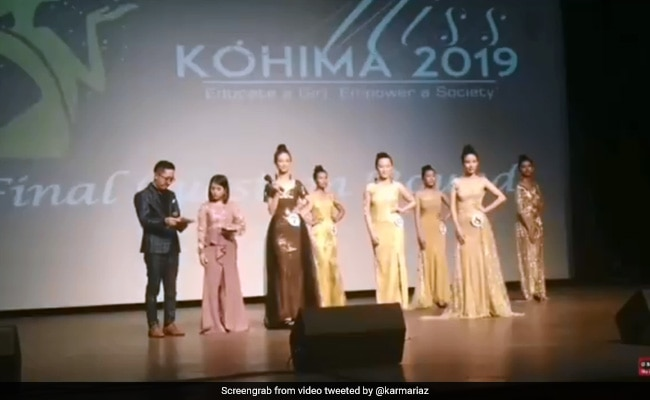 'Focus On Women Instead Of Cows': Miss Kohima Contestant's Message For PM Modi