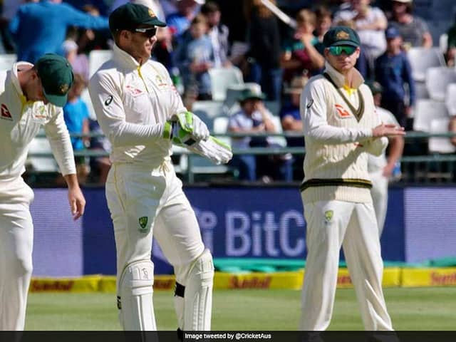 """Ricky Ponting Backs Steve Smiths Captaincy Return After """"Tim Paines Time Is Up"""""""