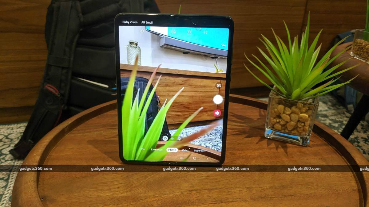 Samsung Galaxy Fold की प्री-बुकिंग भारत में शुरू