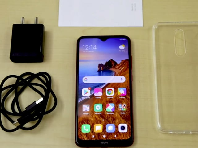 Video : Redmi 8 Unboxing And First Look- Meet Xiaomi's Latest Budget Phone In India