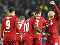 Champions League: Alex Oxlade-Chamberlain Takes Plaudits As Brace Fires Liverpool To Genk Win