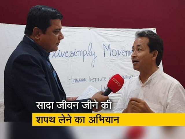 Videos : रवीश कुमार का प्राइम टाइम : जीवनशैली में बदलाव के लिए  #LiveSimplyMovement