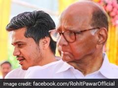 """If Balasaheb Thackeray Were Alive Today..."": Sharad Pawar's Grand Nephew"