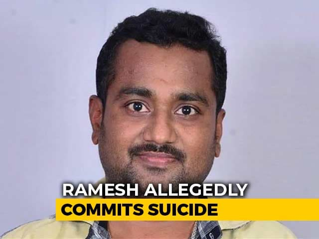 Video : Aide Of Raided Karnataka Congress Leader Allegedly Commits Suicide