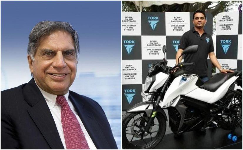 Apart from Ratan Tata, Bharat Forge and Ola Cabs founder Bhavish Aggarwal have invested in Tork Motors