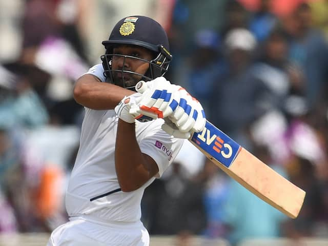 India vs South Africa: Rohit Sharma Breaks Shimron Hetmyers Record Of Most Sixes In Test Series