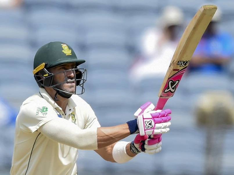 India vs South Africa: Faf Du Plessis Asks South Africa Batsmen To Step Up In Ranchi Test Against India
