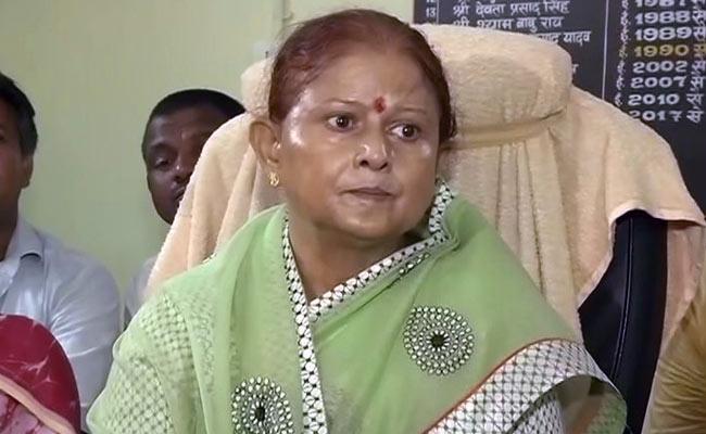 पटना की मेयर जलजमाव के मुद्दे पर संवाददाता सम्मेलन में क्यों पानी पानी हो गयीं? देखें VIDEO