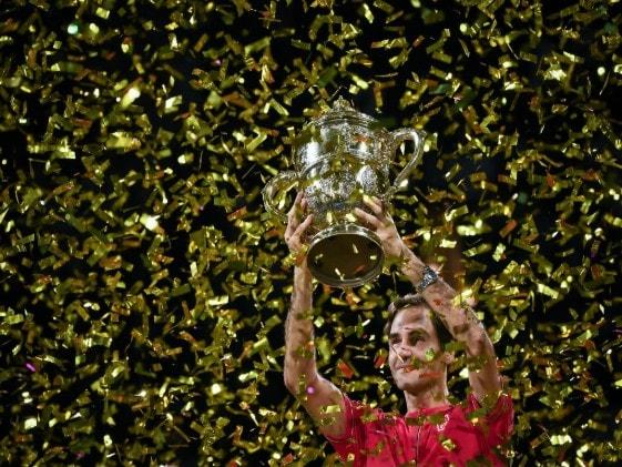 Roger Federer ने जीता करियर का 103वां सिंगल्स खिताब