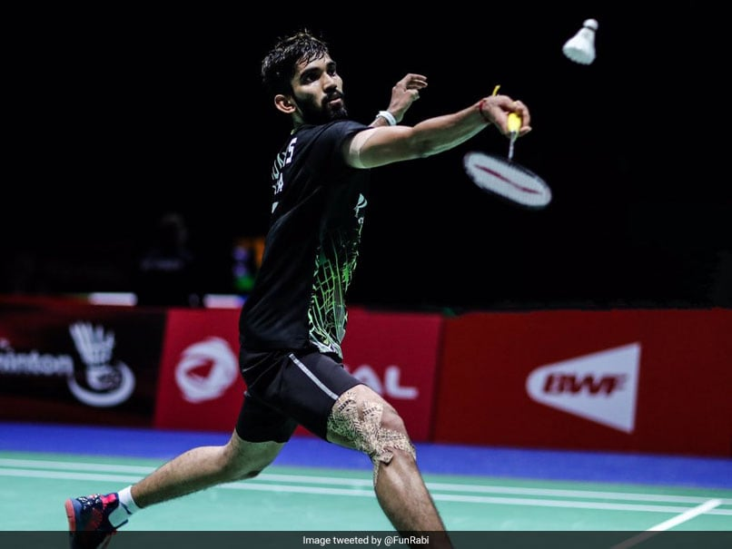 kidambi Srikanth widhrawns form China Open, but...