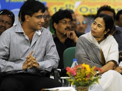 """Made India, Bangla Proud"": Mamata Banerjee Congratulates Sourav Ganguly"