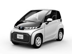 2019 Tokyo Motor Show: Toyota to Show Production-Ready Ultra-Compact BEV
