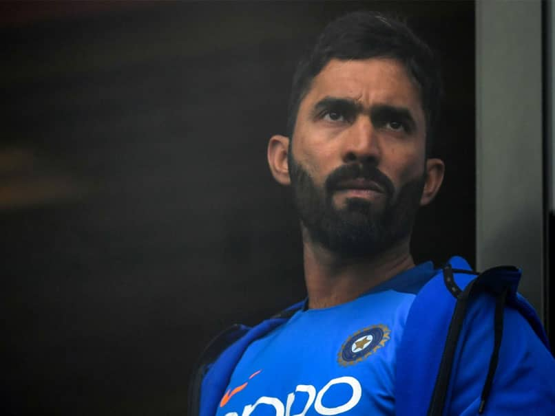 Dinesh Karthik Responds To S Sreesanths Claim About The Fast Bowlers India Ouster