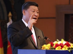 """Bodies Smashed, Bones Ground To Powder"": Xi Warns Anti-Beijing Forces"