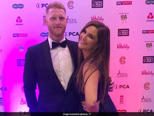 Ben Stokes Wife Dismisses Report Claiming The England All-Rounder Choked Her