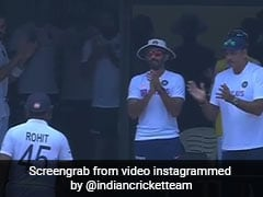 Rohit Sharma Gets Pat From Virat Kohli, Fans Love Captain's Gesture. Watch