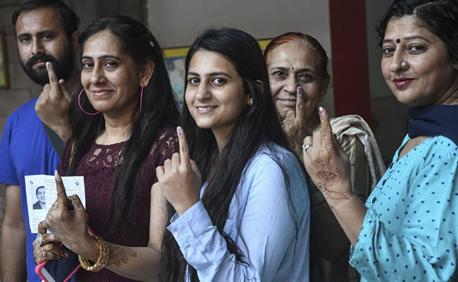 Assembly Polls In Haryana, Maharashtra Show Lower Voter Turnout Compared To 2014