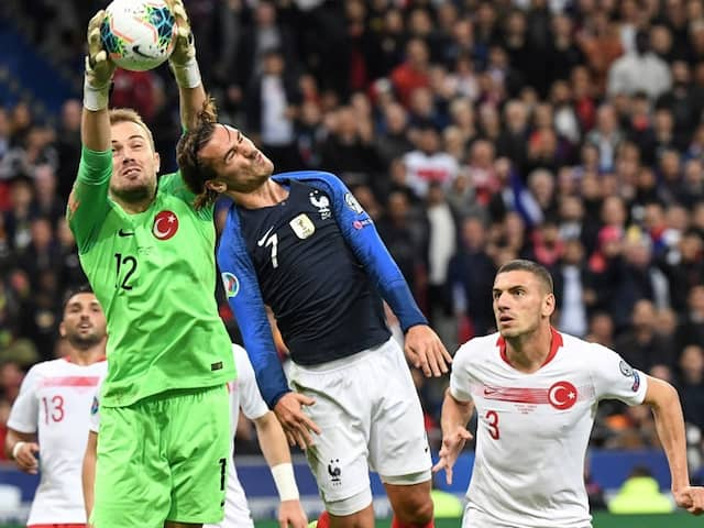 France vs Turkey, Euro Qualifiers: France Made To Wait For Euro 2020 Spot After Draw With Turkey