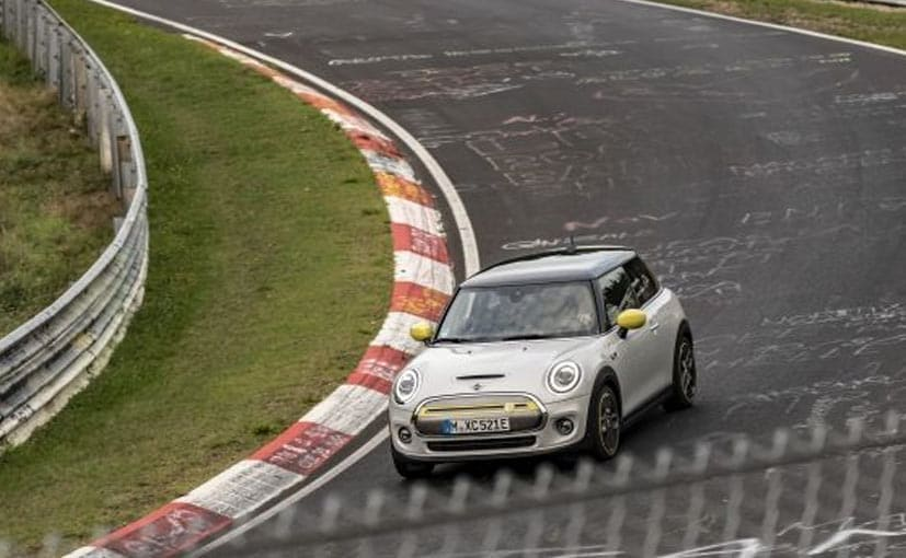 The first lap at the Nurburgring has already revealed the extent of two-stage recuperation