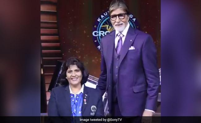 Kaun Banega Crorepati 11, Episode 40 Written Update: Amitabh Bachchan Welcomes 'Karamveers' Deepa Malik And Manasi Joshi On The Show