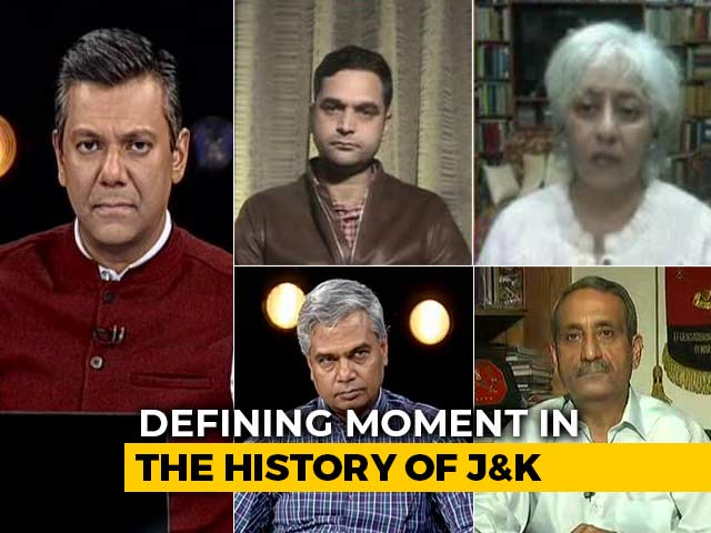 Video : J&K, Ladakh Officially New Union Territories: New Dawn Or Ill-Planned Move?