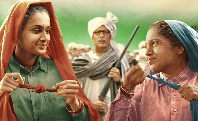 <i>Saand Ki Aankh Movie</i> Review: Taapsee Pannu, Bhumi Pednekar Give Never Less Than Credible Film Their Best Shot