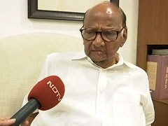 "On Coronavirus, Sharad Pawar's Swipe At ""Building A Temple"""