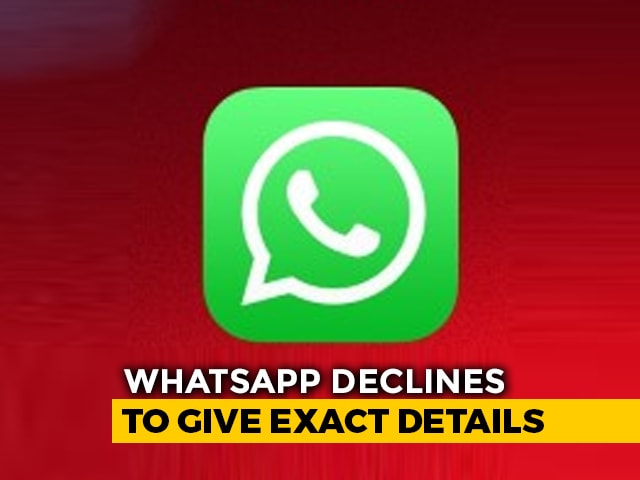 Video : Several Indian Users Hit By Israeli Spyware, WhatsApp Confirms To NDTV