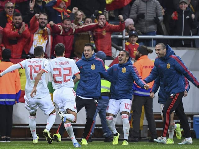 Spain Make Euro 2020 With Late Sweden Draw, Beaten Ireland Forced To Wait