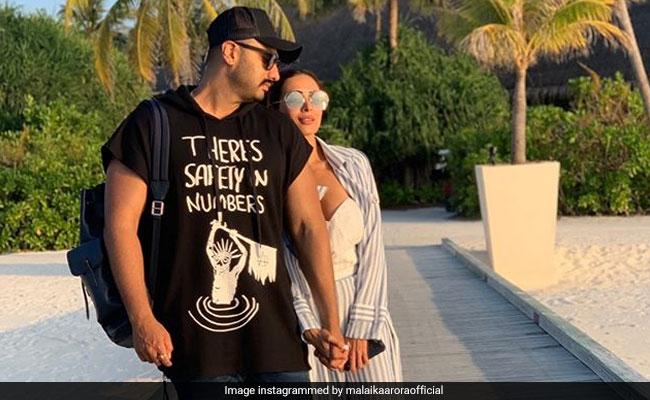 'Why So Serious': Malaika Arora's Epic Reaction To Arjun Kapoor's Insta Post