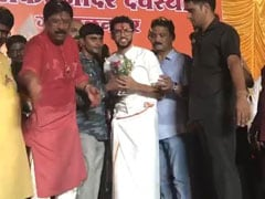 Maharashtra Elections 2019: After PM, Shiv Sena's Aaditya Thackeray Seen In <i>Veshti</i> While Campaigning