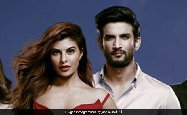 Drive Trailer: Super Thieves Jacqueline Fernandez And Sushant Singh Rajput Take Us On An Action-Filled Ride