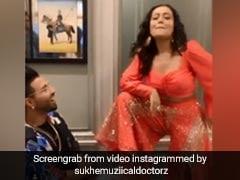 Neha Kakkar ने इस पंजाबी सिंगर के साथ किया रोमांटिक डांस, Video ने मचाई धूम