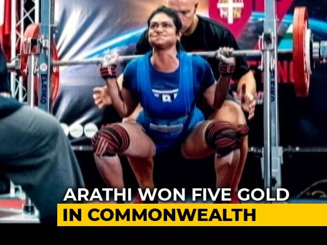 Bodyshamed Chennai Woman Becomes Mary Kom Of Powerlifting