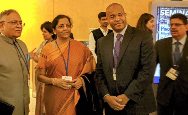 India To Invest $1.4 Trillion In Infrastructure, Says Nirmala Sitharaman